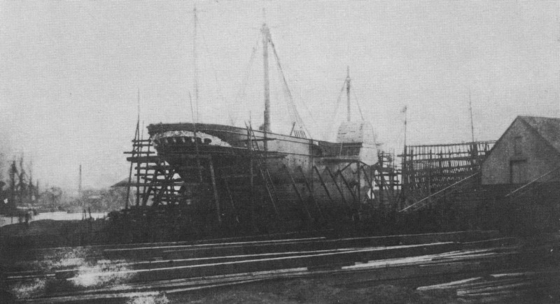 Clyde-built Ocean Liners