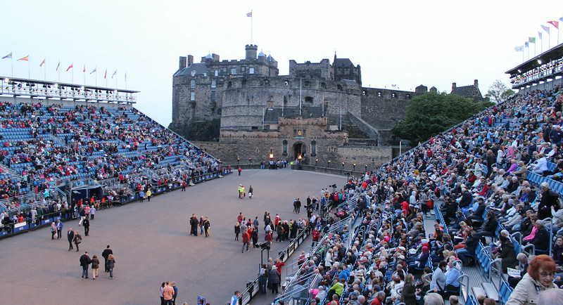 Royal Edinburgh Military Tattoo 2014